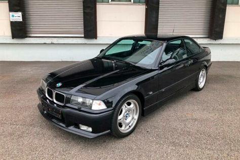 BMW M3 E36 3.2 mit niedriger Laufleistung