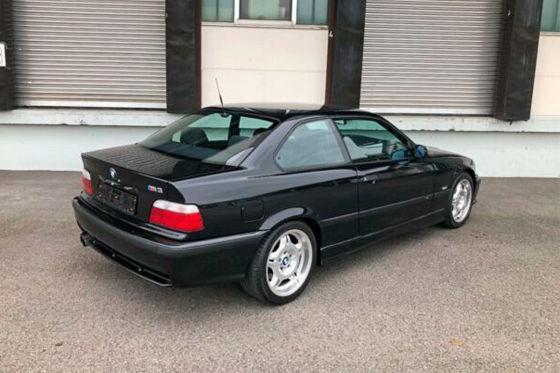 M3-Coupé mit über 300 PS zu verkaufen