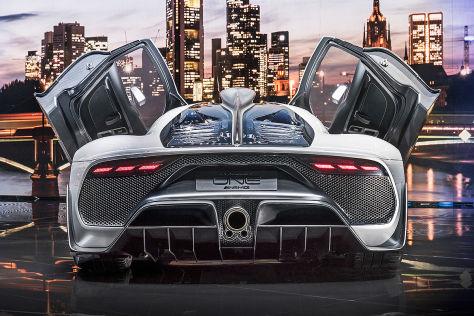 Mercedes-AMG One: Soundcheck!