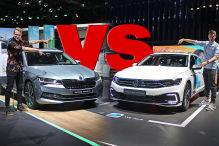 Kombi-Duell: Skoda Superb vs. VW Passat
