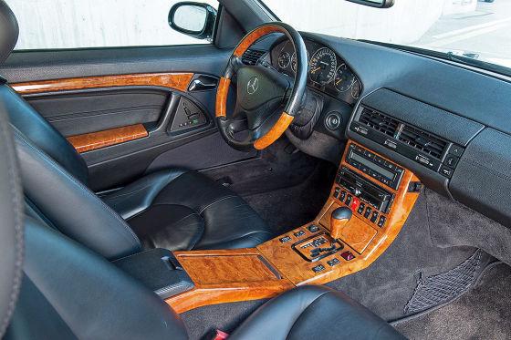 500-PS-Cabrio von AMG unterm Hammer