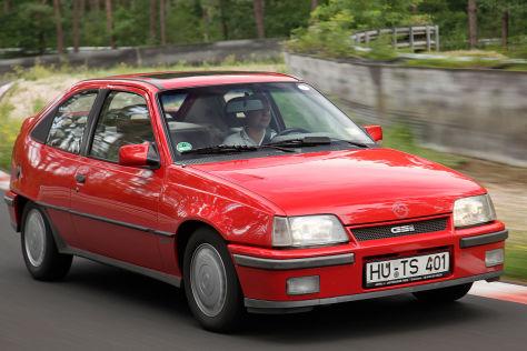 Opel Kadett GSi: Klassiker des Tages