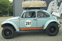 Ein Baja Bug für die SEMA Show