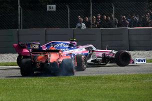 Formel 1: Strafpunkte