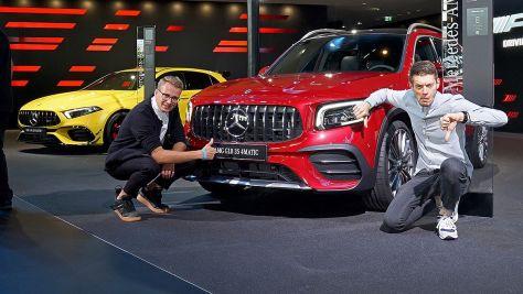 Mercedes-AMG GLB 35: zwei Meinungen
