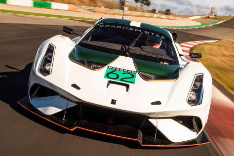 Kommen Brabham und Bentley?