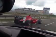 Formelsport: Polizei ermittelt