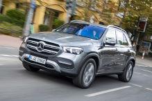 Mercedes GLE 350 de (2019): Test, Plug-in-Hybrid, Diesel