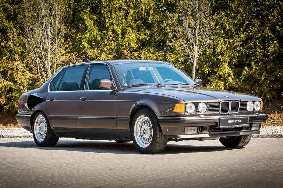 """BMW 735 iL """"Goldfisch"""""""
