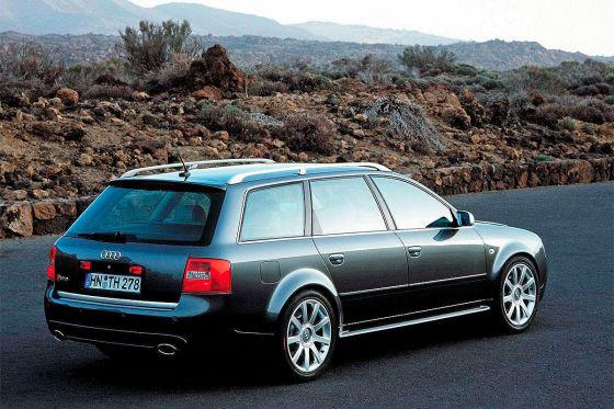 Audi RS6 (Erste Generation)