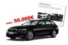 BMW 3er Touring im online Konfigurator