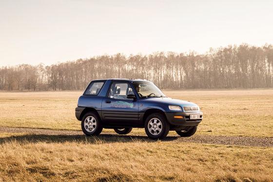 Toyota RAV4: Klassiker des Tages