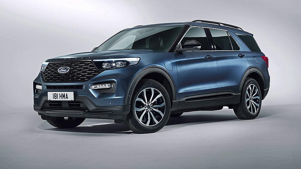 Ford Explorer 2020 Lease Deals