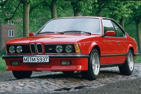 BMW M 635 CSi: 6er, Coupé, Sharknose, kaufen