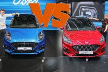 Puma vs. Kuga Welches SUV ist besser?