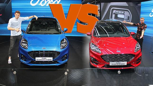 Welches Ford-SUV ist besser?