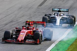 Leclerc warnt Hamilton