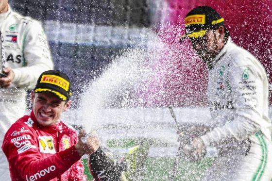 Leclerc & Hamilton
