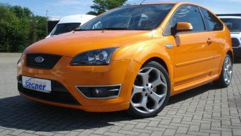 Ford Focus ST: Motor, Preis