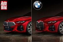 BMW Concept 4: Front mit anderen Nieren