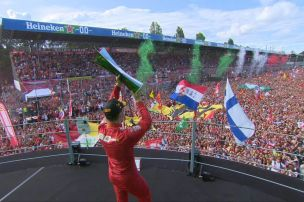 Leclerc siegt, Vettel patzt