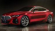 BMW Concept 4: Weniger ist mehr!