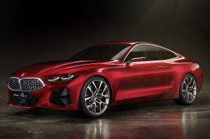 Alternativ-Design des BMW Concept 4