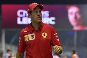 Vettel optimistisch f�rs Rennen