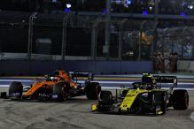 Formel 1: Hülkenberg auf Platz neun
