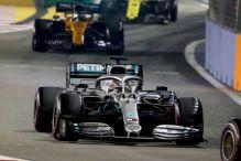 Formel 1: Mercedes rätselt über Ferrari