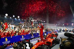 Formel 1: Vettel-Comeback