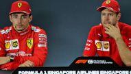 Formel 1: Kein Platztausch bei Ferrari