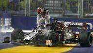 Formel 1: Fotos - Singapur GP