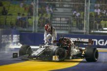 Formel 1: Bilder vom Singapur GP