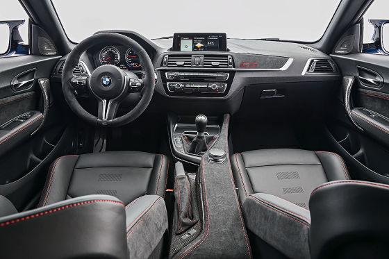 BMW M2 CS kommt mit Handschaltung