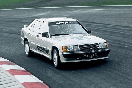 Mercedes 190 E 2.3-16 Senna: Klassiker des Tages