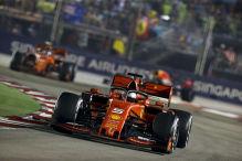 Formel 1: Fanpost half Vettel