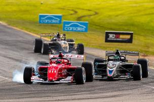 Barrichello wird Zweiter