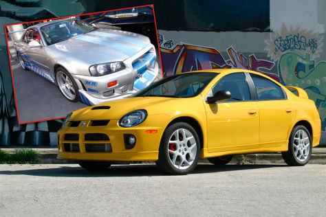 Paul Walker: Dodge statt Skyline in 2 Fast 2 Furious