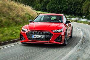 Audi RS 7 Sportback: Test