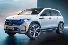 Neues E-SUV von Mercedes