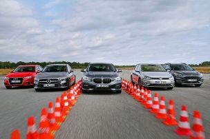 Neuer BMW 1er im ersten Vergleichstest