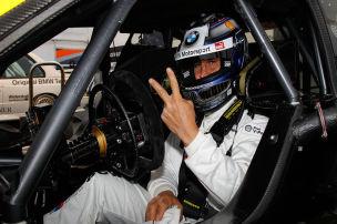 BMW holt Zanardi zurück in den M4
