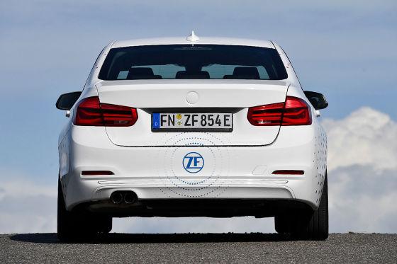 BMW 330e ZF EVplus