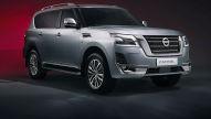 Nissan Patrol (2020): Facelift
