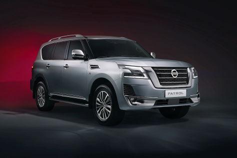 Nissan Patrol 2020 Grosses Suv Kommt Nicht Nach Deutschland Autobild De