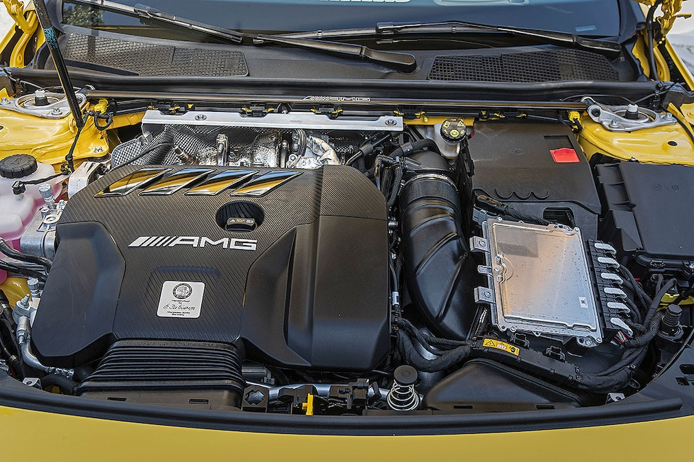 Mercedes-AMG A-Klasse A 45 S !! SPERRFRIST 31. Juli 19  00.01 Uhr !!