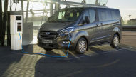 Ford Transit Custom (2019): Plug-in-Hybrid