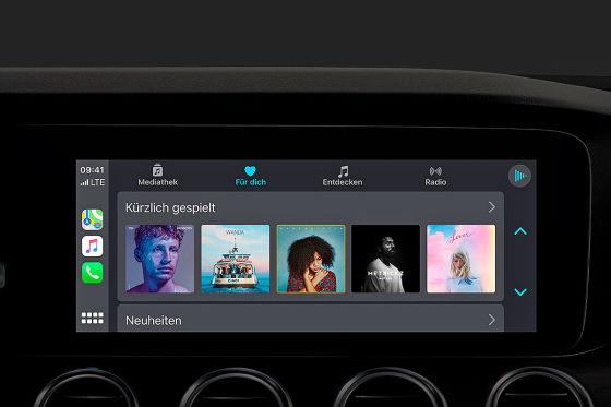 Erster Test vom neuen Apple Carplay