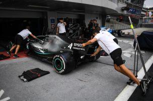 Geht Mercedes' Sotschi-Serie weiter?